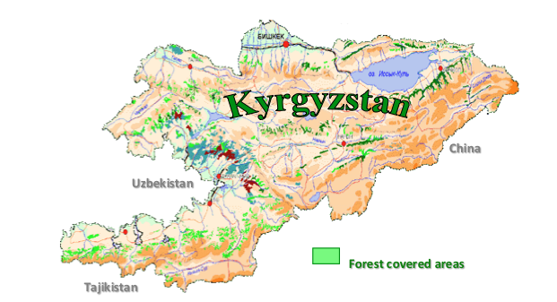 Kyrgyzstan - Norwegian Forestry Group
